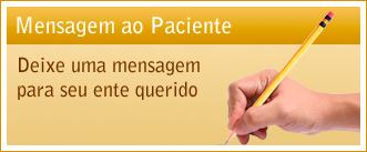 Mensagem ao paciente